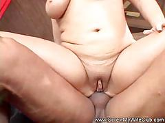 Wife swings and gets anal