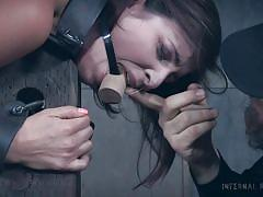Helena price gets chained up and dominated extremely