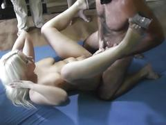 Blonde bunnyray annabelle german gangbang girl - part 3