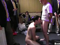 Dirty boys fucking for the frat