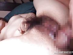 Perfect time for an asian creampie