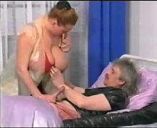 bbw, big boobs, vintage