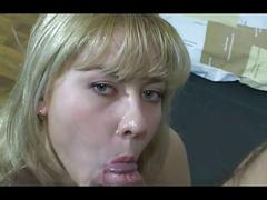 blondes, blowjobs, pov