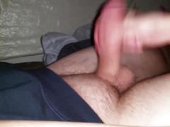 Teen feet sniffing handjob