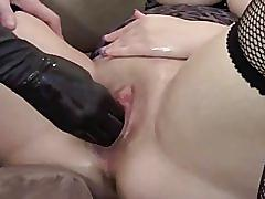 Violet hayes - a fistful of fun - my 1st fisting video