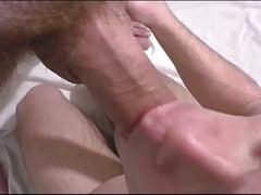 Extreme bondage and ass-toying threesome scene