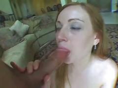 Sexy redhead girlfriend