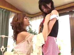 Japanese lesbos - relentless boner