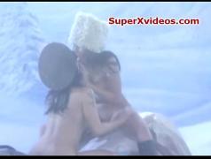 Amateur lesbians oral sex under snow