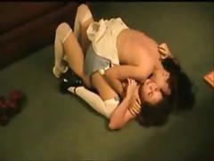 Lesbian catfight 9