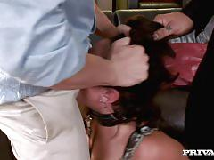 Tory lane is a cheating american housewife looking for trio trouble
