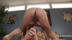 Milf blonde peyton leigh gets her pussy fucked hd...