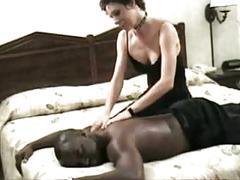 amateur, creampie, interracial, massage, milfs