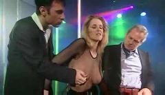Euro strip club