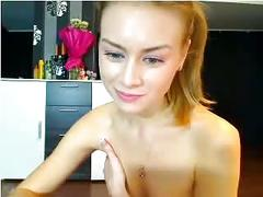 Cute blonde on cam by snahbrandy