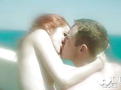 Lust cinema beautiful redhead babe in torrid sex