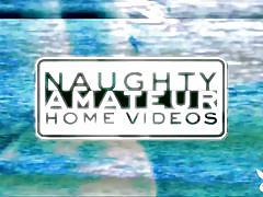 Veggies time! @ naughty amateur home videos season 3, ep. 1