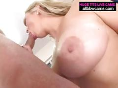 Blond big boobs likes to fuck pt 2