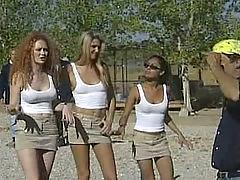 Audrey hollander and ashley long in 'the gangbang girl 35'