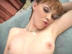 Redhead gets ponded