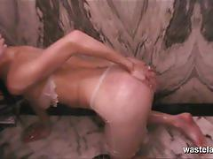Wasteland exclusive bdsm videos nasty brunette...