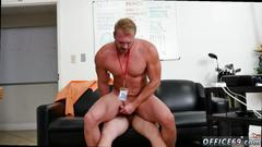 Youngest straight boys tube and fat gay male sucking first day at work
