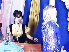 A gypsy - scene 1 - latin x