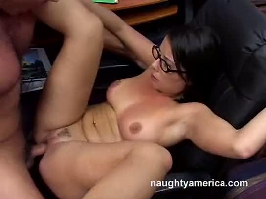 Penny flame - naughty secretary