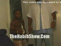 Black midgt fucks pawg p2