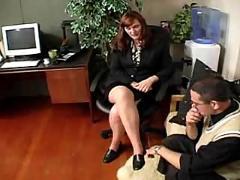 femdom, matures, stockings