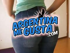 Nominated 4 best ass 2014! bubble butt in tight jeans! yeah!