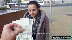 amateur, blowjob, public, european, money