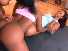 Big butt sisters suck and fuck