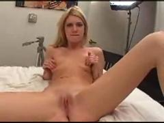 21-year-old amateur agrees to creampie