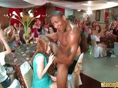 Cfnm blowbang in the ballroom