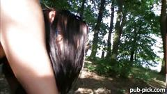 ass, teen, fucking, pussy, shaved, outdoors, reality, wild sex