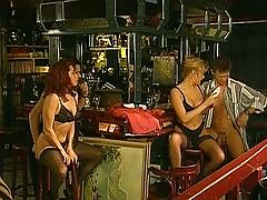 Erika bella  les chalumeuses art lovers 1993 scene 4