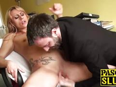 Sweet milf gets fingered hard by pascal