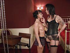 Magma film kinky german lesbians