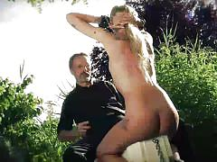 Magma film german blonde babe in public bdsm