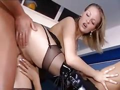 anal, babes, blowjobs, stockings