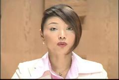 Une japonnaise donne les nouvelles