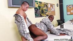 Young gay military yes drill sergeant