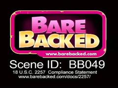 Anal sex hardcore bareback
