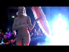 Vittoria risi milano-sex 1 ottobre 2010 a puntate live show