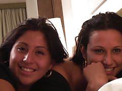 Puta locura two spanish girls fucked by torbe