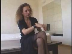 Casting french mature -anal gangbang-