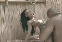 Heather hunter old school island fuck