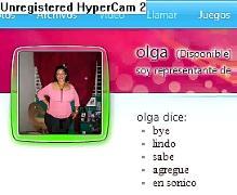 Yohanna mendez webcam 1