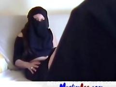 Arab french hijab porn